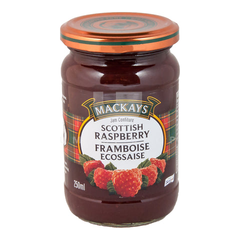 Scottish Raspberry Jam