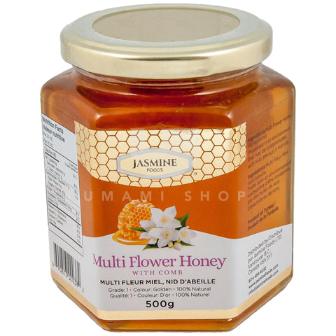 Honey Multi Flower with Comb