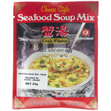 Seafood Soup Crab