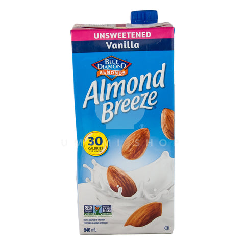Unsw Almond Breeze Vanilla