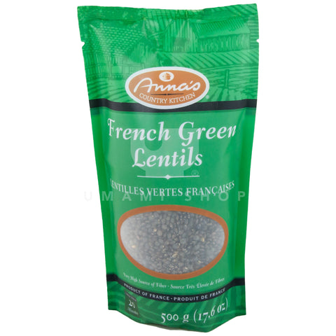 French Lentils Dry