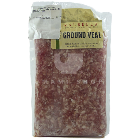 Ground Veal
