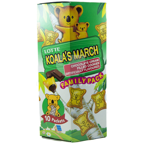Koala Biscuits, Chocolate