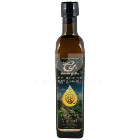 Cold Pressed Camelina Oil