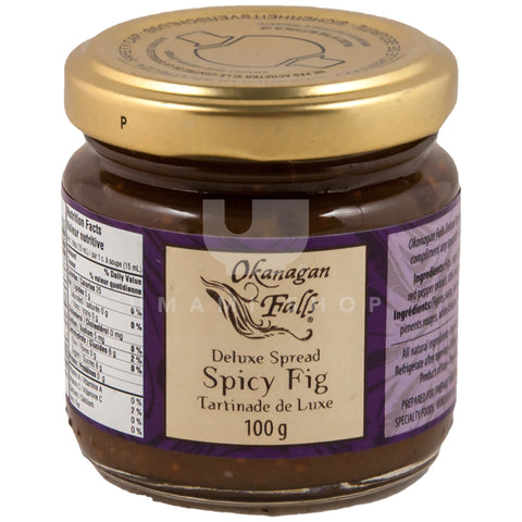 Spicy Fig Deluxe Spread