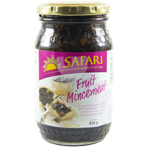 Fruit Mincemeat