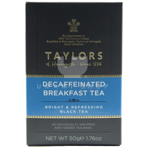 Decaf Breakfast Tea
