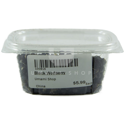 Black Wolfberry