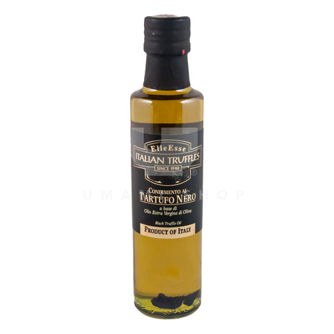 Black Truffle Olive Oil Round