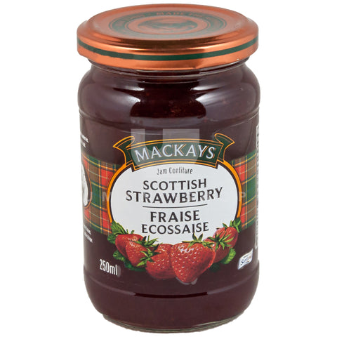 Scottish Strawberry Jam