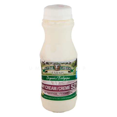 Organic Heavy Cream 52%