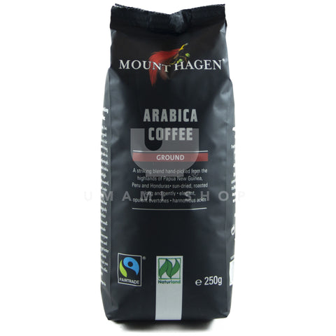 Coffee Arabica Ground Organic