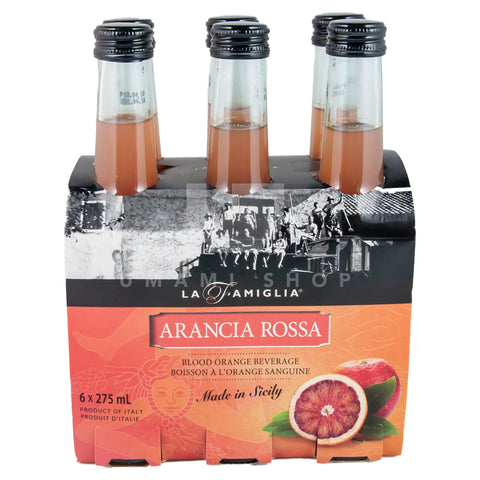 Blood Orange Sparkling 6Pack