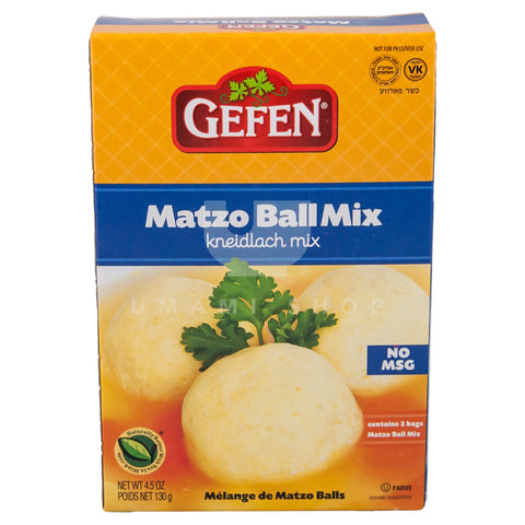 Matzo Ball Mix No MSG