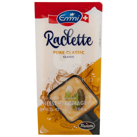 Raclette Cheese Sliced