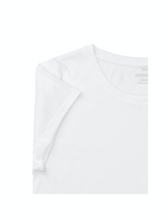 Afbeelding in Gallery-weergave laden, Mads Norgaard - Organic Cotton Tee - White