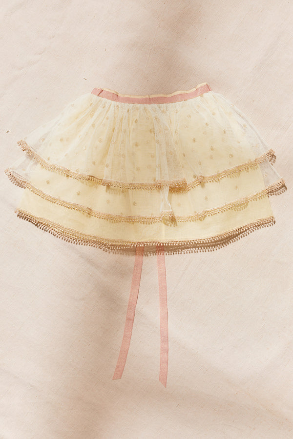 Bella Tutu Skirt Light Yellow