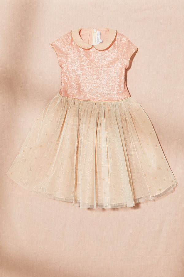Fairy Tutu Bella Dress Pink - Strawberries & Cream