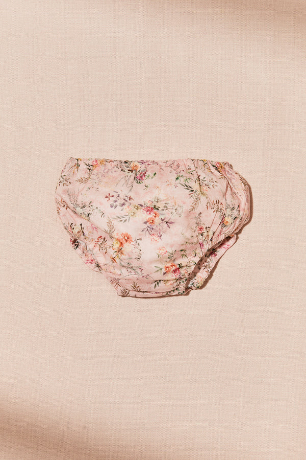Garden Flower Basic Knickers
