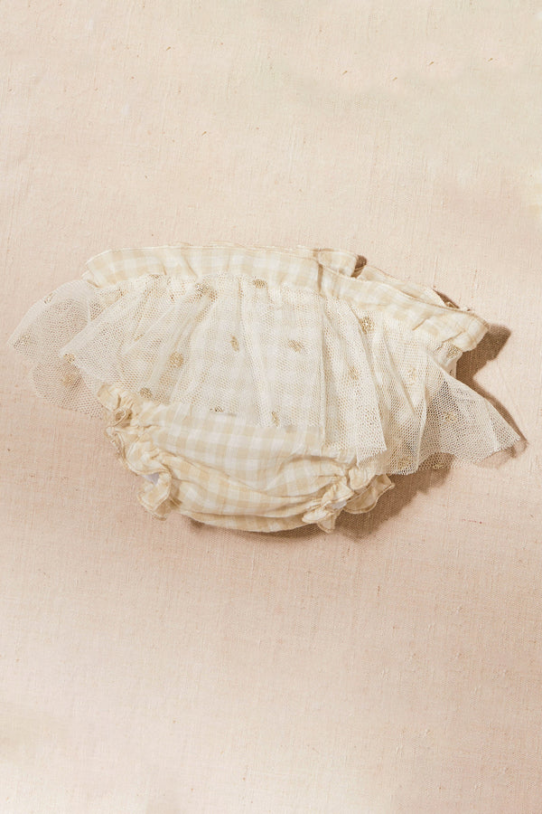 Tutu Bloomers in Theodora Check
