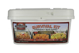 Survival Kit - Emergency Food Supply