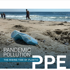Pandemic Pollution: The Rising Tide of Plastic PPE