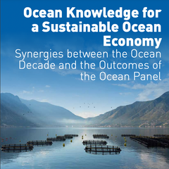 Ocean Knowledge for a Sustainable Ocean Economy: Synergies between the Ocean Decade and the Outcomes of the Ocean Panel