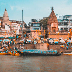 Ganges river carrying billions of plastic particles into ocean each day
