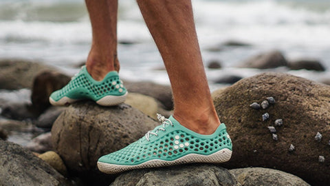 Sustainable Sneakers made using Algae