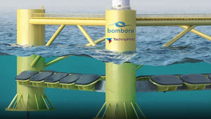 TechnipFMC and Bombora Form Strategic Partnership to Develop a Floating Wave and Wind Power Project