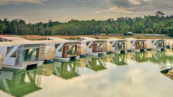 Sri Lanka all set to get its first-ever floating agro tourism resort