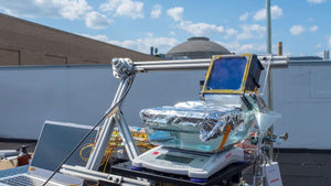 This Solar Device Converts Seawater to Drinking Water