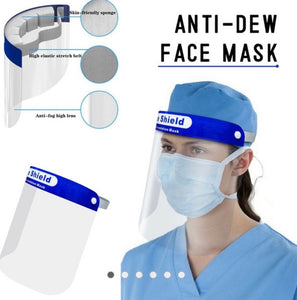 Face Shield : Perfect for a multitude of activities