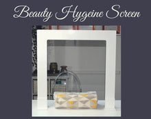 Load image into Gallery viewer, Beauty hygiene screens perfect for protecting both your staff and clients