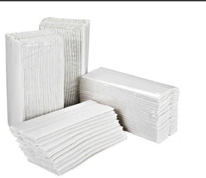 2 Ply Paper Hand Towel Perfect For Salons