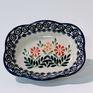 Manufaktura Soap Dish Marigolds