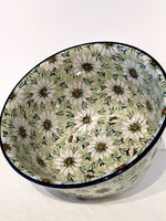 "Load image into Gallery viewer, 11"" Bowl Daisy Field U5"