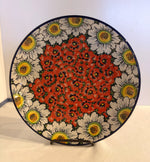 Load image into Gallery viewer, Dinner Plate Flourish U5 by Teresa Liana