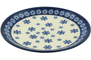 Zaklady Salad Plate Winter Flowers