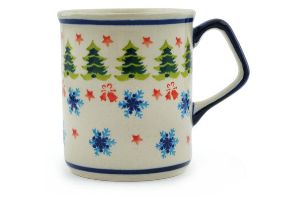 8 ounce Mug Winter Wonderland