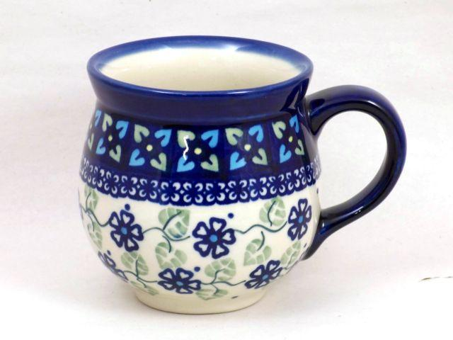 Manufaktura Signature Bubble Mug Celtic Ivy