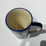 Load image into Gallery viewer, Tall Mug with Handle Robin