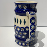 Load image into Gallery viewer, Beer Stein Peacock