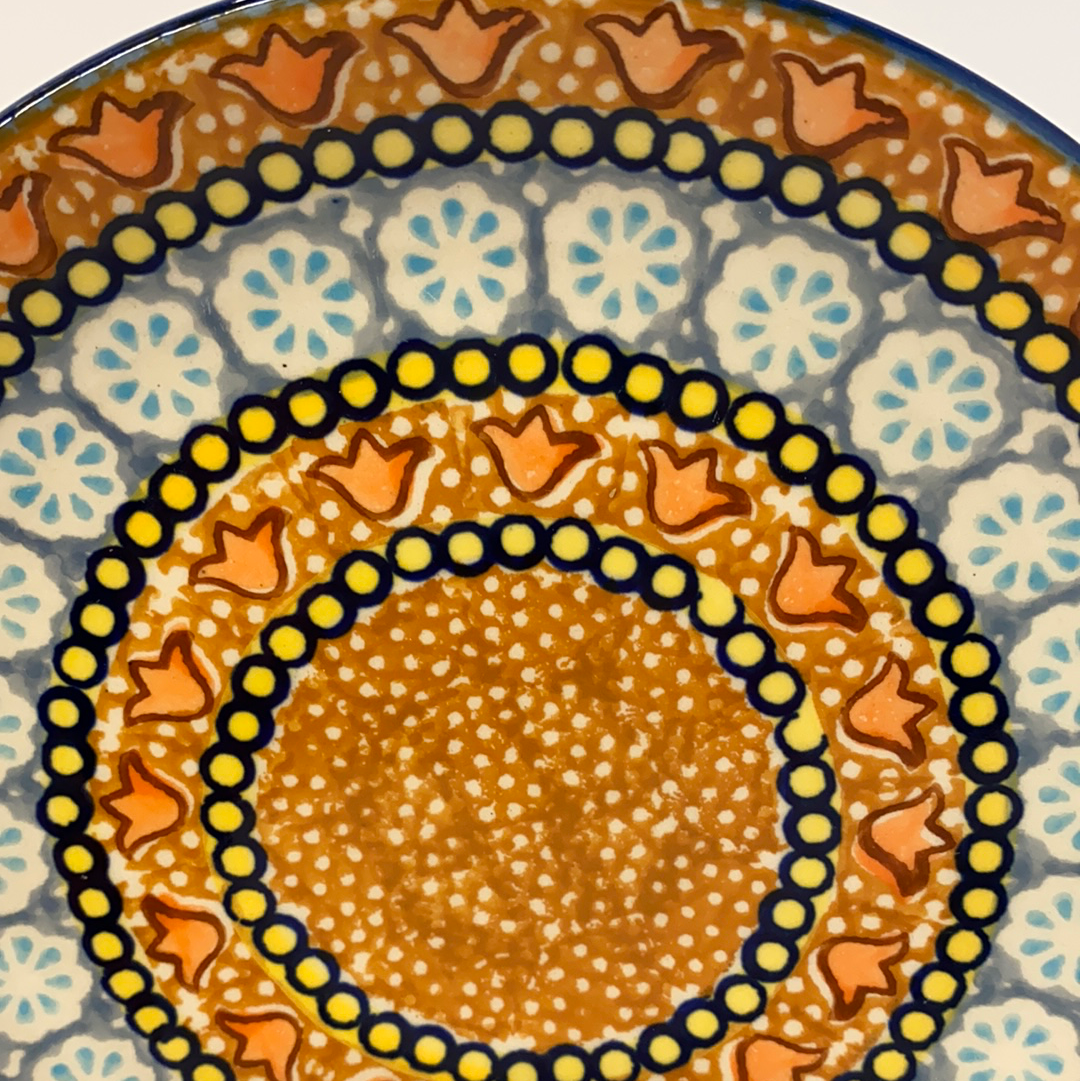 Unikat Polish Pottery Salad Plate