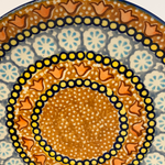 Load image into Gallery viewer, Unikat Polish Pottery Salad Plate