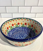 Load image into Gallery viewer, Cereal Bowl Babcia's Garden