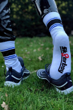 Sk8erboy Deluxe Socks blue - powered by Toy for a boy