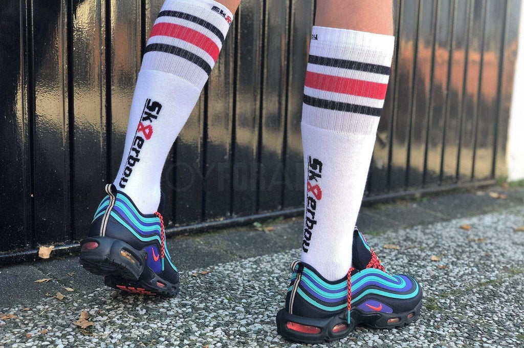 Sk8erboy Tube Socks - powered by Toy for a boy