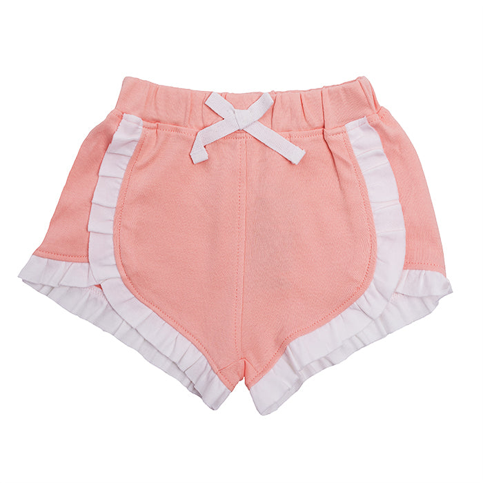 Organic Cotton Baby Shorts