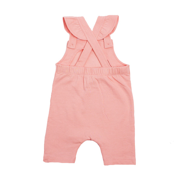 Organic Cotton Baby Overalls- Butterfly